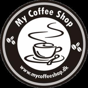 my coffee shop logo